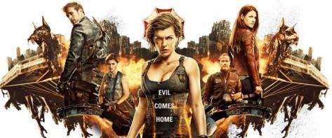 Resident Evil: The Final Chapter, Milla Jovovich, Ali Larter