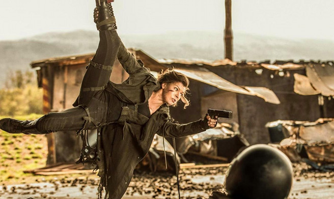 Resident Evil The Final Chapter 23: Movie Review: Resident Evil 6