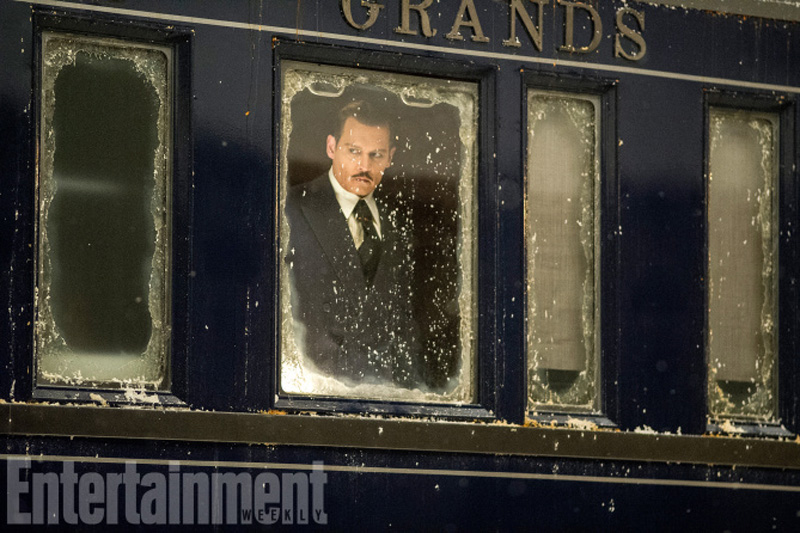 Murder on the Orient Express, Johnny Depp