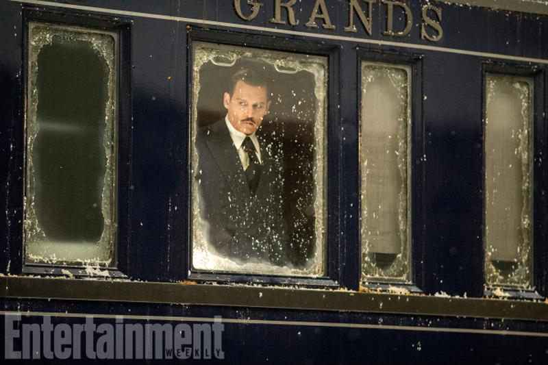 Murder on the Orient Express, Johnny Depp