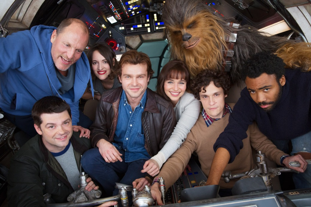 Cast of Star Wars Han Solo Spinoff