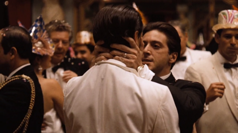 Al Pacino in The Godfather Part II