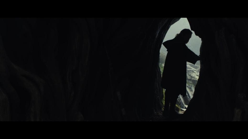 Luke Skywalker in Star Wars Episode VIII: The Last Jedi