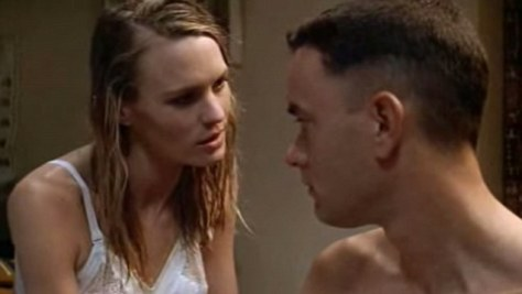 Forrest Gump, Tom Hanks, Robin Wright