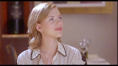 Scarlett Johansson in In Good Company
