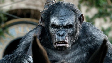 Toby Kebbell as Koba in Dawn of the Planet of the Apes