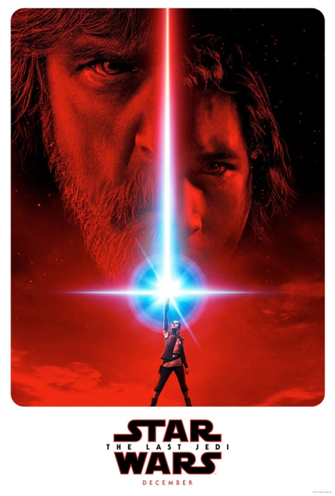 Star Wars Episode VIII: The Last Jedi Poster