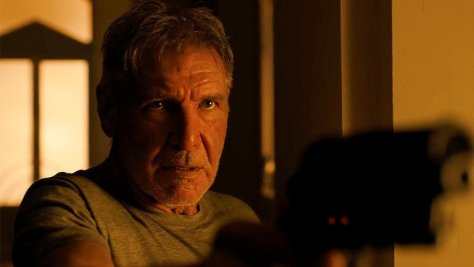 Harrison Ford in Blade Runner 2049