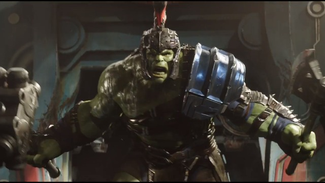 "Thor: Ragnarok Trailer #2 (2017) ""Thor Like Water; Hulk Like Fire!"""