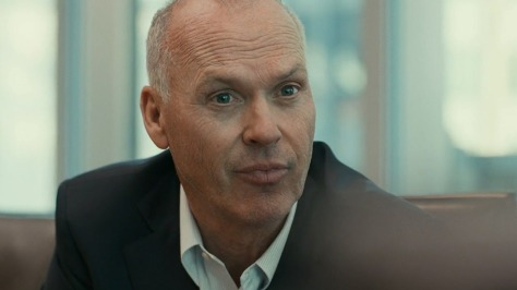 Michael Keaton in Spotlight