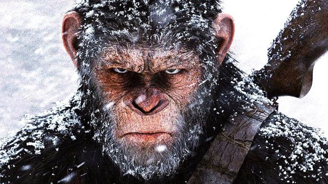 War for the Planet of the Apes Blu Ray Special Features and Release Date