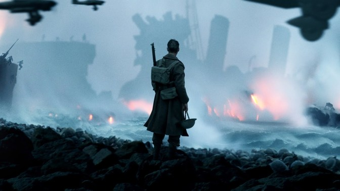 Movie Review: Dunkirk (2017) *Another Nolan Masterpiece*