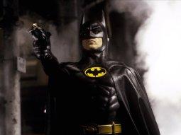Michael Keaton in Batman