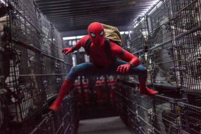 Spider-Man: Homecoming Blu Ray Special Features and Release Date