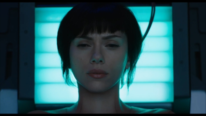 Movie Review: Ghost in the Shell (2017) *What a Beautiful Mess*