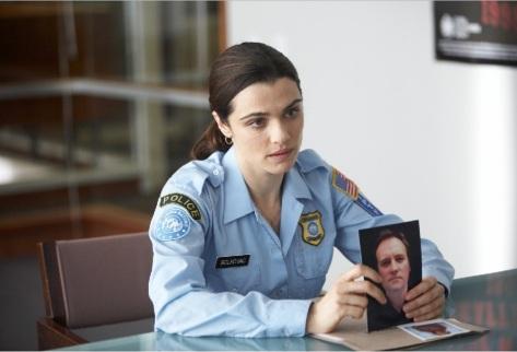 Rachel Weisz in The Whistleblower
