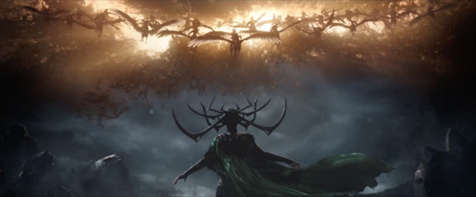 "Thor: Ragnarok Trailer #3 (2017) ""Thor, Destiny Has Dire Plans For You"""