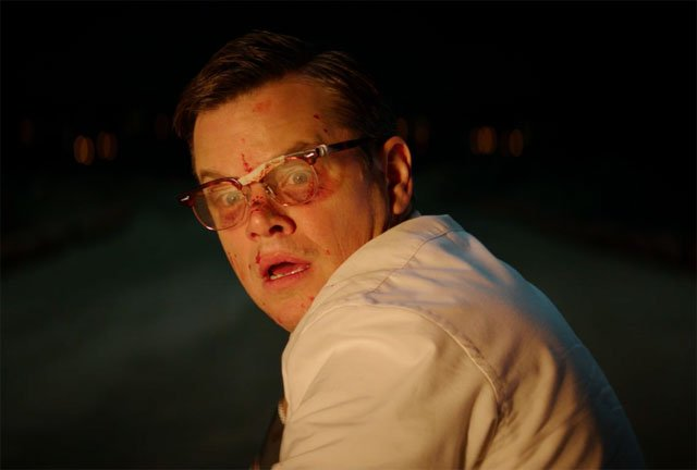 Matt Damon in Surburbicon
