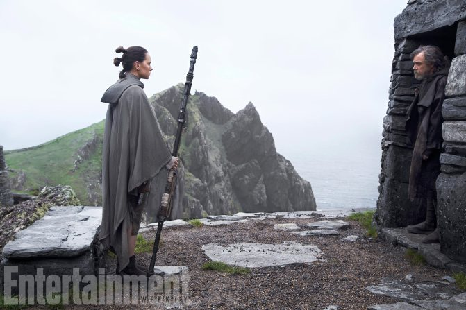 New Star Wars: The Last Jedi Pictures from Entertainment Weekly!!!