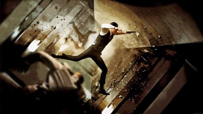 Inside Inception's Rotating Hallway Fight Scene