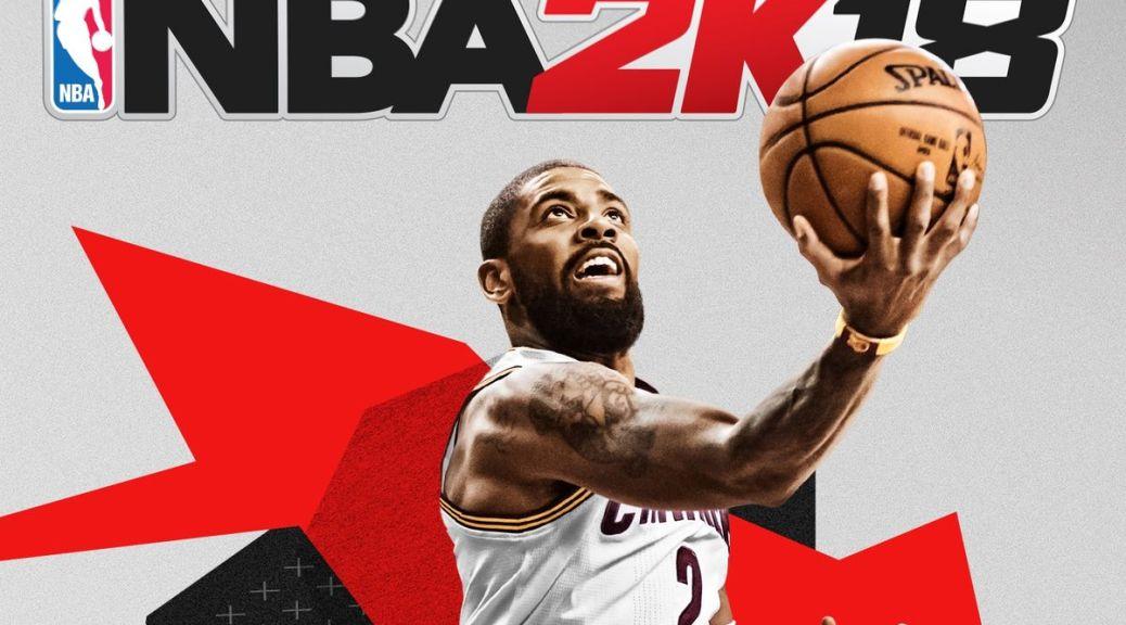 LeBron James in NBA 2K18