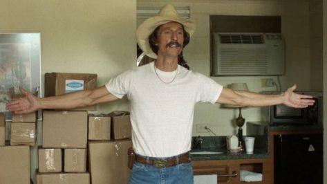 Matthew McConaughey in The Dallas Buyers Club