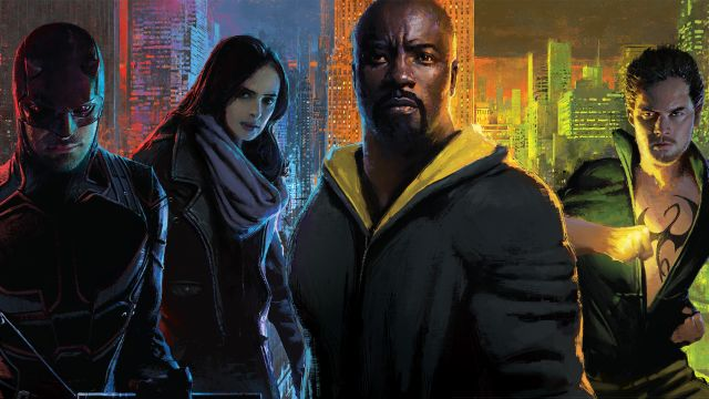 The Defenders Trailer #3 (2017-Netflix) *It's Just a City. You'll Get Used to Watching Them Fall…*