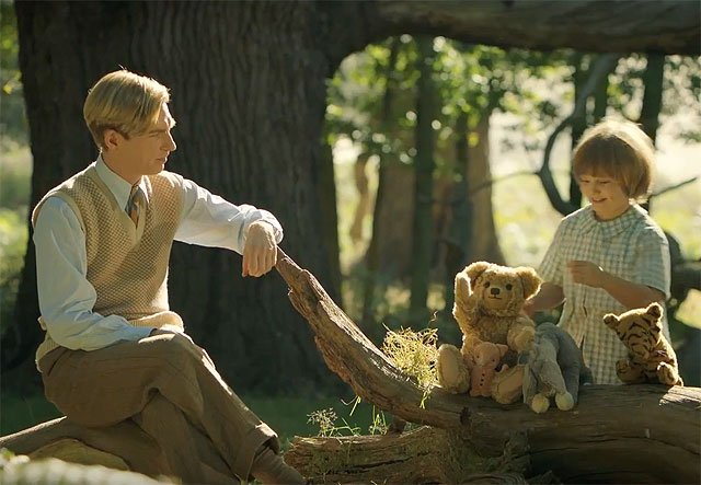 "Goodbye Christopher Robin Trailer #2 (2017) ""It's All Rather Inexplicable, Isn't It? YES!"""