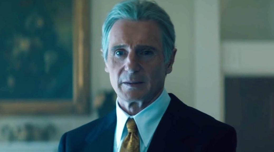 Liam Neeson in Mark Felt
