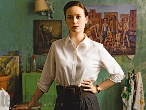 Brie Larson in The Glass Castle