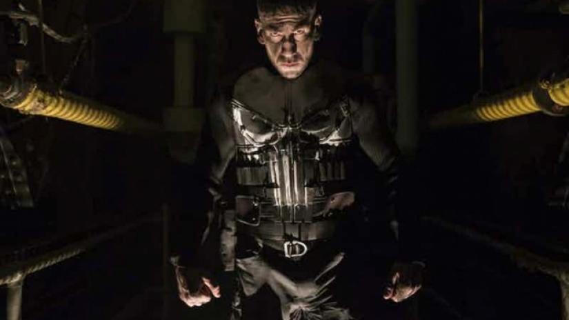 Jon Bernthal in The Punisher