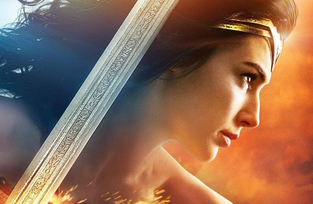 Wonder Woman Blu Ray Release Date and Special Features!!!