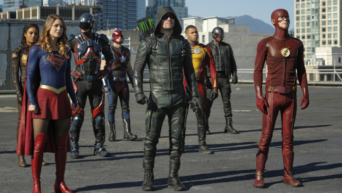 DC Shows on The CW: Trailers & Premiere Dates for the 2017-2018 Season (Arrow, Black Lightning, Flash, Legends, and Supergirl)