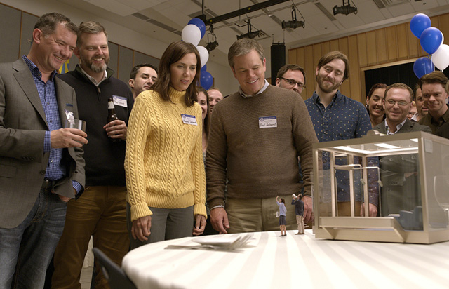 Downsizing Trailer #1 (2017) *Go Big By Going Small*