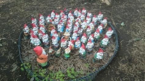 Gnomes on Strike