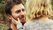 McKenna Grace and Chris Evans in Gifted