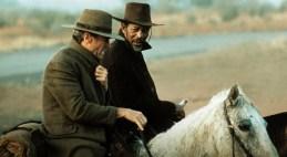 Clint Eastwood and Morgan Freeman in Unforgiven