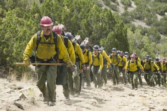 Josh Brolin in Only the Brave