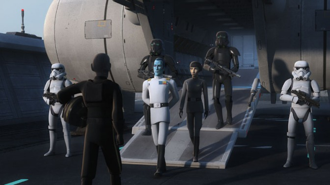"Star Wars: Rebels Season 4 Trailer #2 ""Now is Our Time!"""