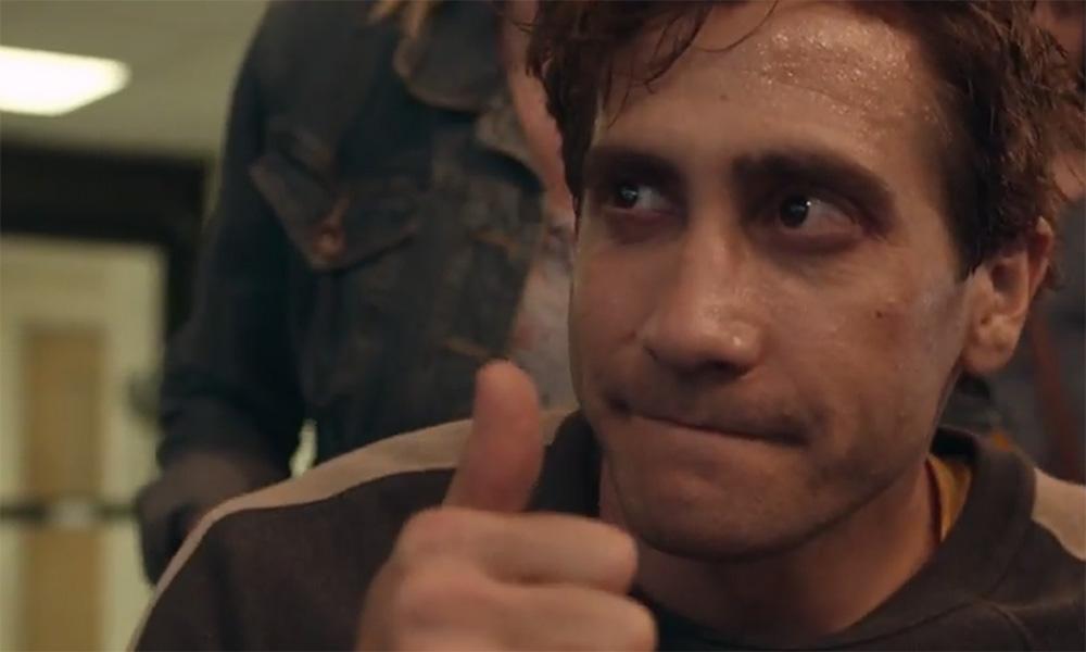 Jake Gyllenhaal in Stronger