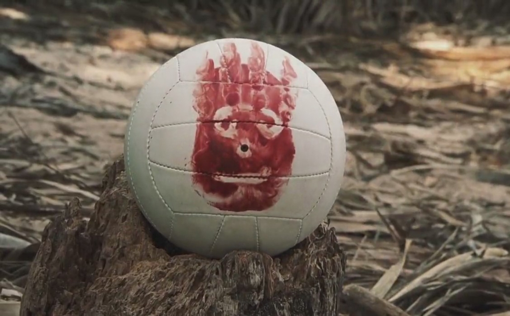 Wilson in Cast Away