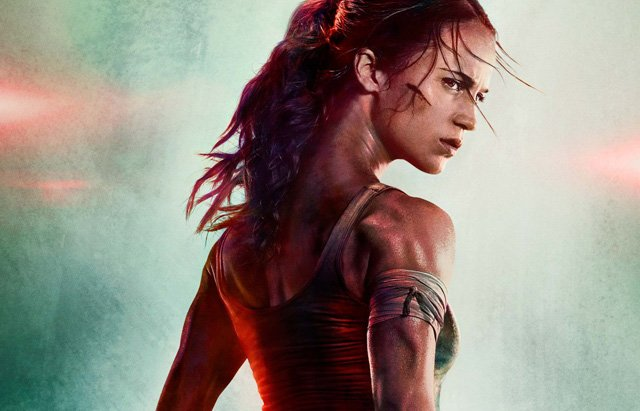 Tomb Raider Trailer #1 (2018) *Her Legend Begins*