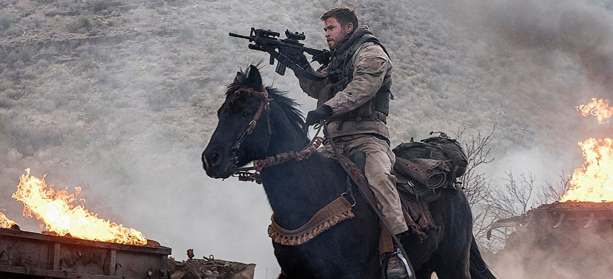 12 Strong Trailer #2 (2018) *The First Victory of the War on Terror*
