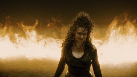 Helena Bonham Carter in Harry Potter and the Half-Blood Prince