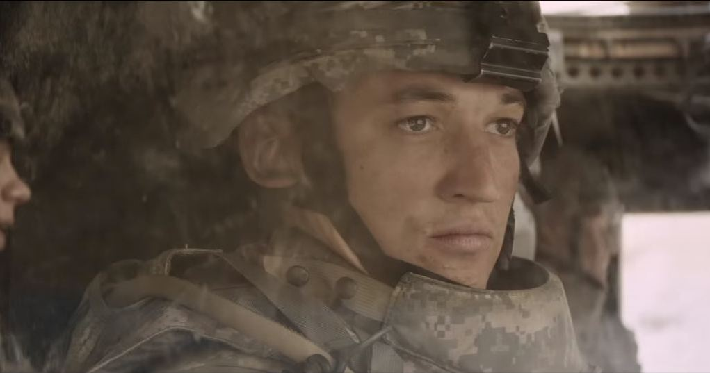Miles Teller in Thank You for Your Service