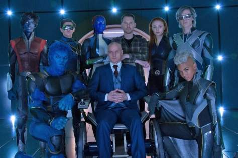 X-Men Dark Phoenix Team