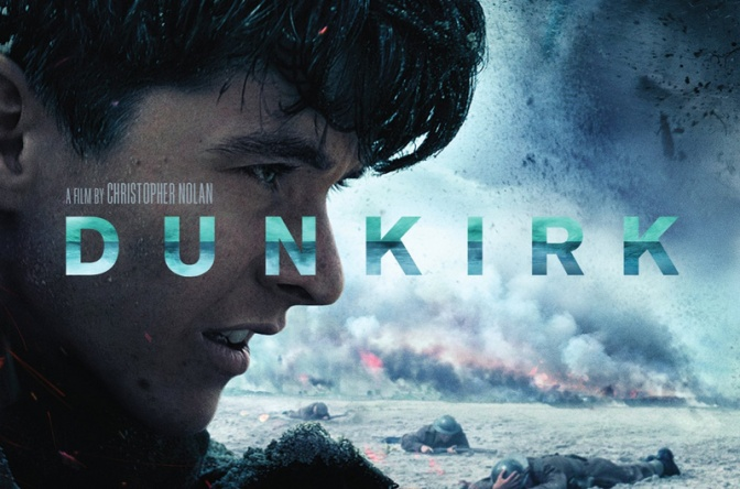 Dunkirk Blu Ray Release Date and Special Features