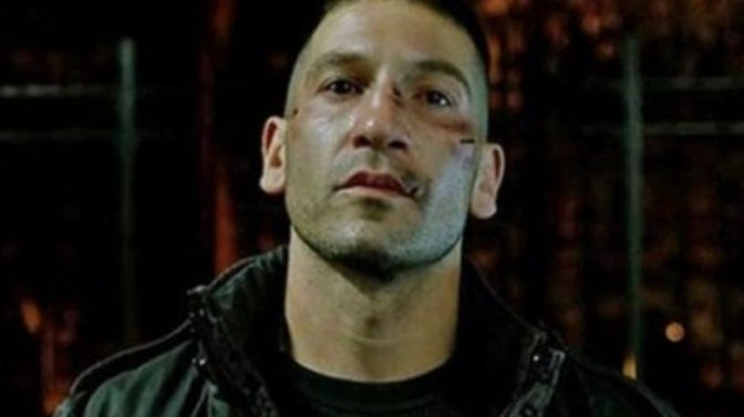 Jon Bernthal in The Punisher Season One