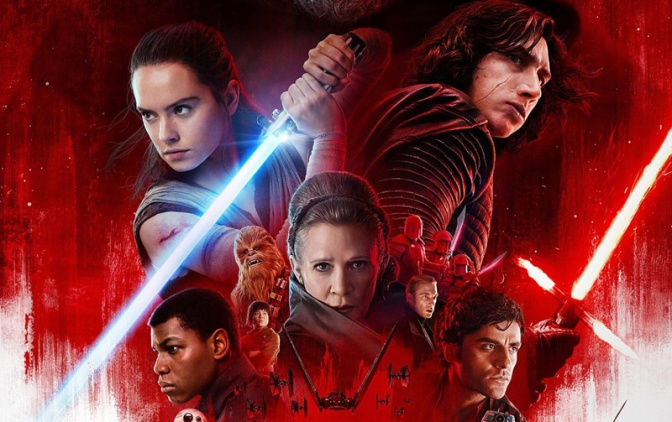 "Star Wars Episode VIII: The Last Jedi Trailer #2 ""Fulfill. Your. Destiny!"""