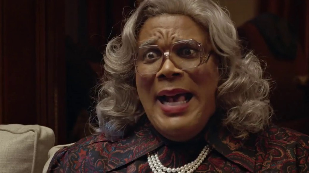 Tyler Perry in Boo2!: A Madea Halloween